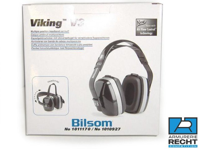 Casque BILSOM mod. Vicking V3