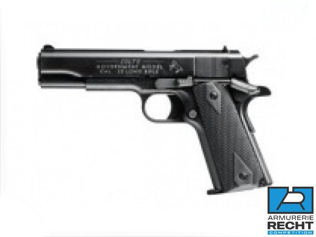 Pistolet WALTHER/COLT 1911A1 cal. 22LR