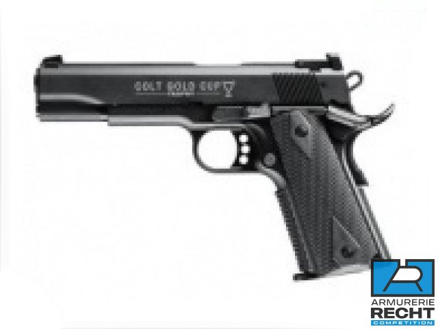 Pistolet WALTHER/COLT 1911 GOLD CUP 22LR