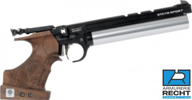PISTOLET A AIR STEYR LP50 BASIC - 5 COUPS